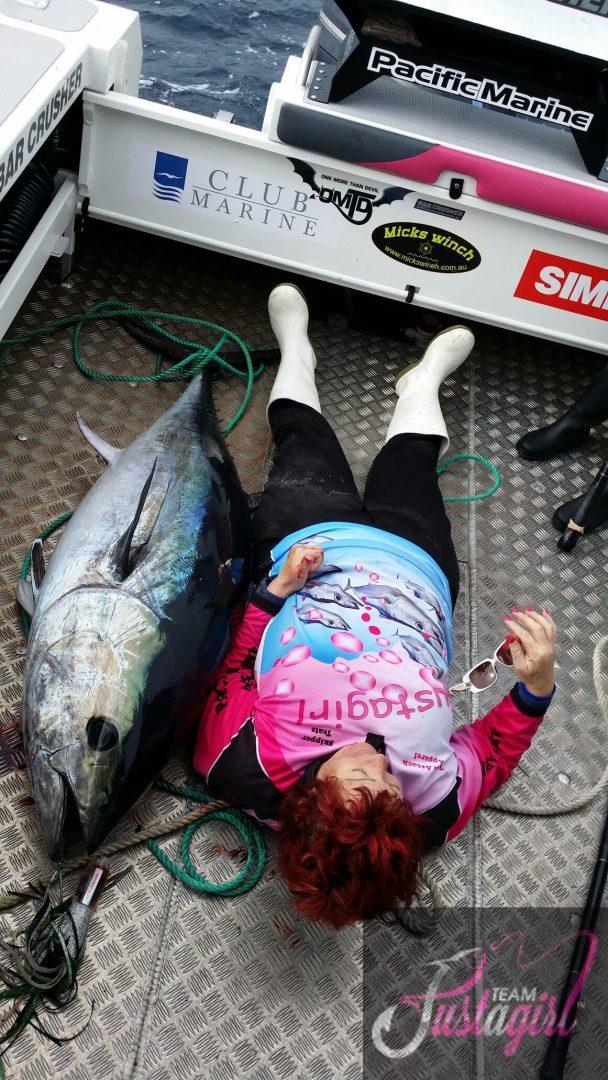 Yippeee Fish on Board