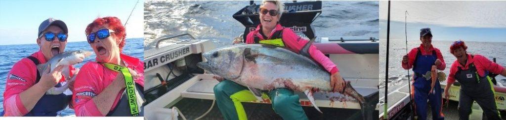 game fishing for Tuna